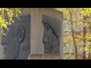 Натовский вандал осквернил памятник героям войны в Эстонии