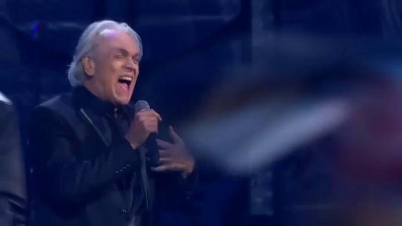 Riccardo Fogli - Alla Fine Di Un Lavoro Live Discoteka 80 Moscow 2018 HD