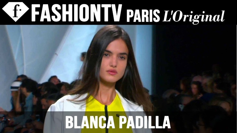 Model Blanca Padilla Beauty Trends for Spring Summer 2015 FashionTV