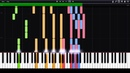Nightwish - She is my Sin Synthesia Piano MIDI