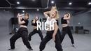 Raven Kreyn Rich Jane Kim Choreography