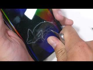 Galaxy a50 durability test! - is the plastic samsung phone durable