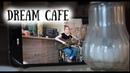 Первый день лета в Dream Cafe (Olli Bvi, Palina, кис-кис)