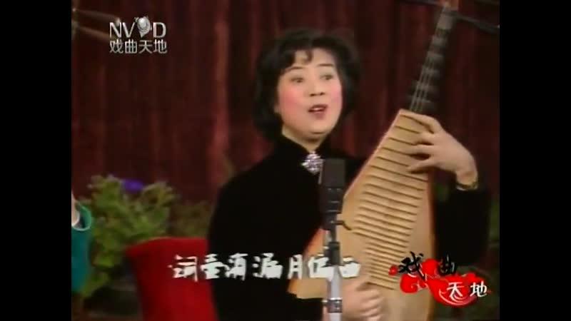 苏州评弹 1984年上海评弹团迎春团拜会 上