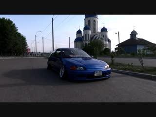 Honda Civic EG Stanced