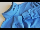 How to sew turtleneck long sleeve ways to sew the sleeve Dwa sposoby wszywania rękawa