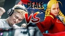 SFV: Bonchan (Sagat) vs. afg_peace (Karin) | Street Fighter V