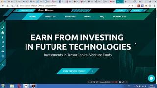Tresor Capital проект  который  дает  заработать деньги уже  178 дней