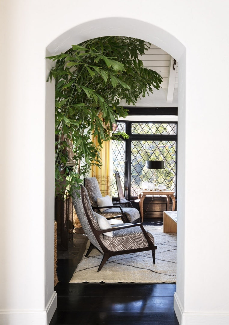 Дом декоратора Жана-Луи Денио в Лос-Анджелесе