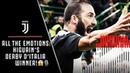 EPIC COMMENTARY GONZALO HIGUAIN'S DERBY D'ITALIA WINNER