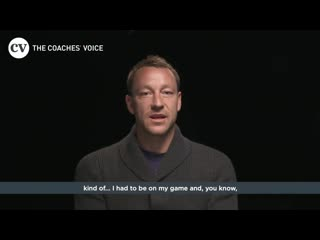 John terry talking about the king thierry henry