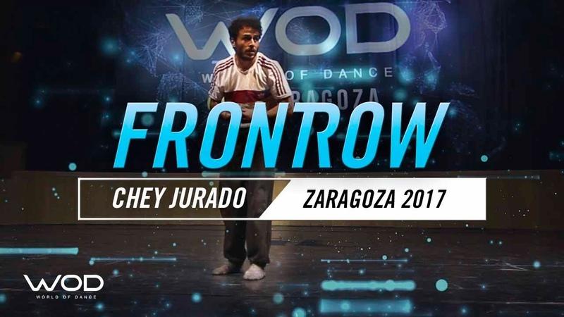 Chey Jurado | World of Dance Zaragoza 2017 | WODZGZ17