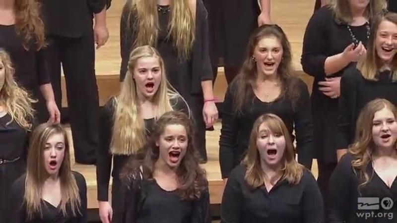 2014 Wisconsin Honors Treble Choir Jambo
