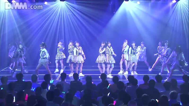 NMB48 Team BII Stand up @ 190618 NMB48 Stage BII5
