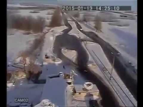 Просьба распостранить Видео обстрела блок поста возле Волновахи