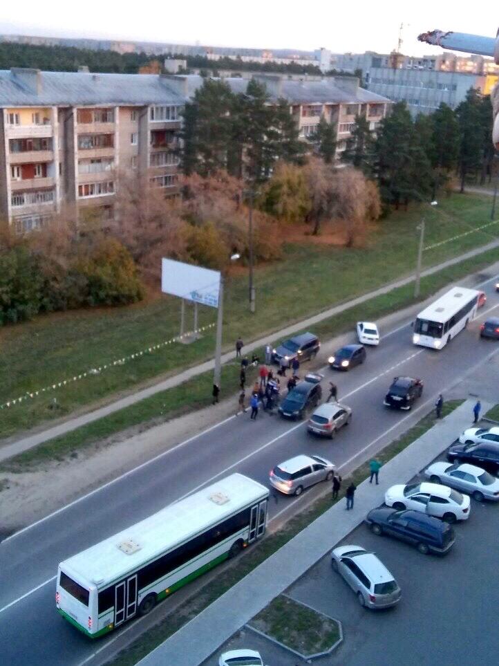 #ангарск #ангарскдтп #дтп Ленинградский проспект, 29-34