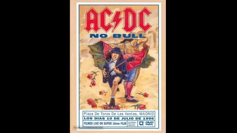 AC/DC No Bull Madrid 1996 - full concert part 3