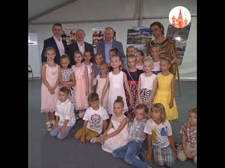 Путин посетил будущую Академию хореографии Севастополя