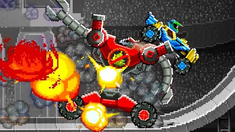 да СКОЛЬКО МОЖНО ГАДКИЙ КРАМПУС опять нападает на Мультяшные машинки тачки гонки игра Drive AHEAD