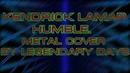 Kendrick Lamar - HUMBLE. [Metal Cover]