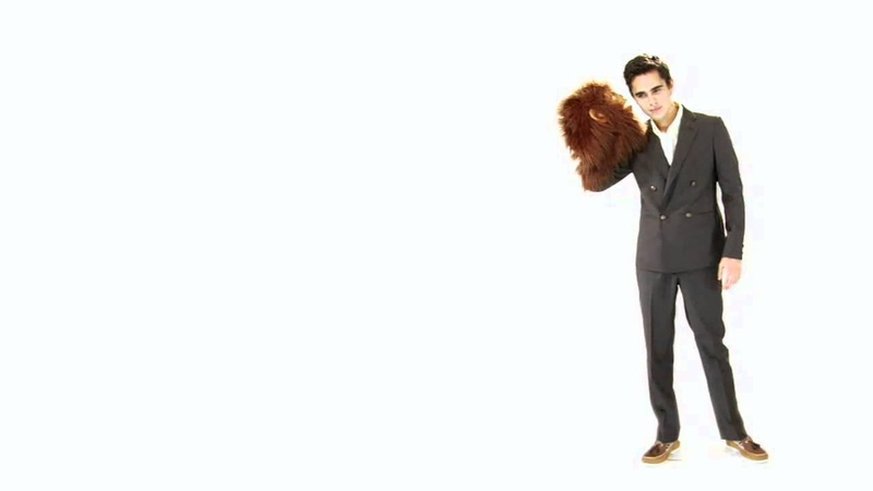 Max Minghella for Band Of Outsiders