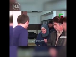 В Чечне появилось видео, разоблачающее экс-мэра Грозного