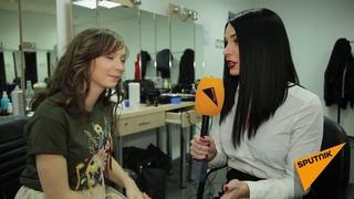 """14-летняя крымчанка Алина Захарова стала участницей телешоу юных вокалистов """"Ты супер!"""""""