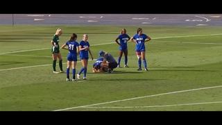 (2) CSU Long Beach vs UC Santa Barbara 11.4.2018 / Big West Women's Soccer Finals