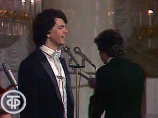 Сергей Захаров _Три белых коня_. Концерт из произведений Е.Крылатова (1987)