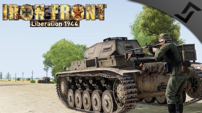Operation Barbarossa MG 34 Gunner - ArmA 3 IFA WW2 Mod 1440p60