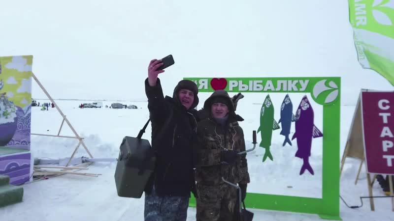 13 чемпионат по зимней рыбной ловле ОГТРК Ямал-Регион