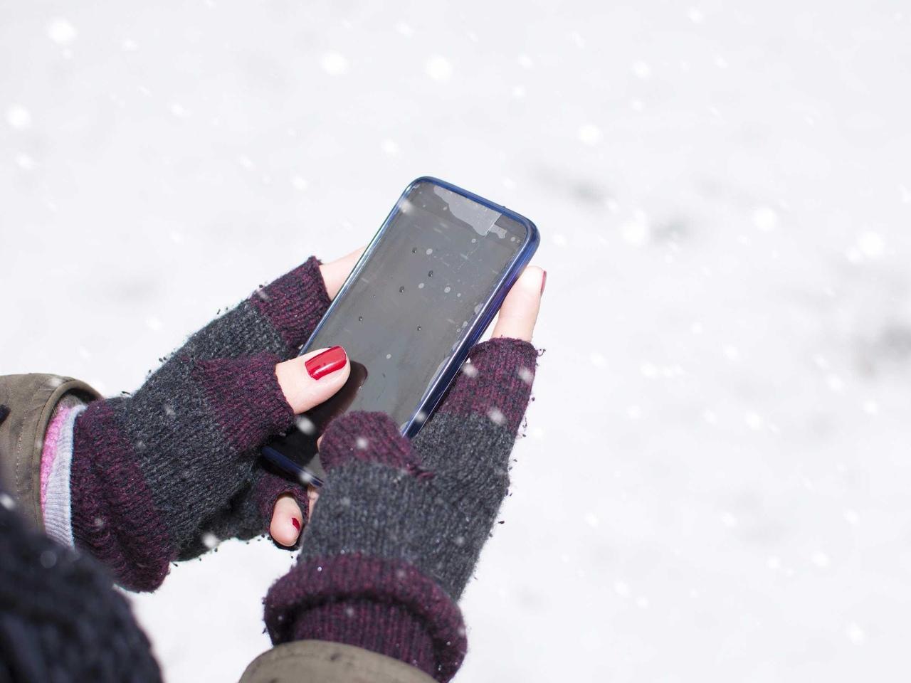 лучше всех зимние чехлы для айфона фото от холода нашёл видео первых