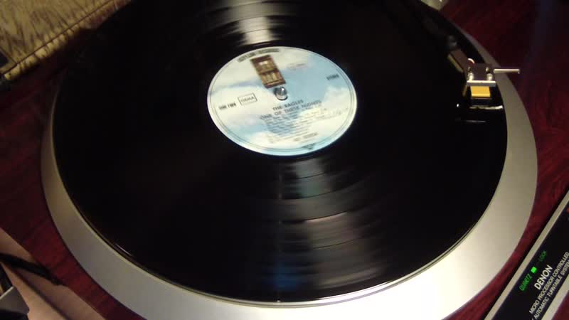 Eagles - Lyin Eyes (1975) vinyl