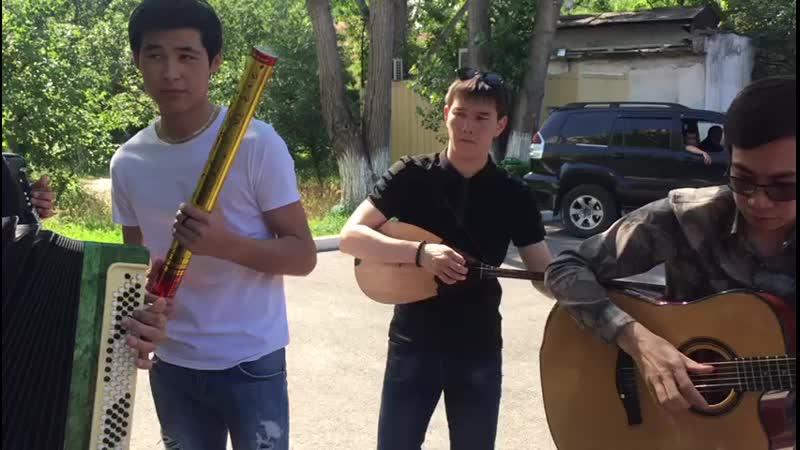женисбек карымсаков
