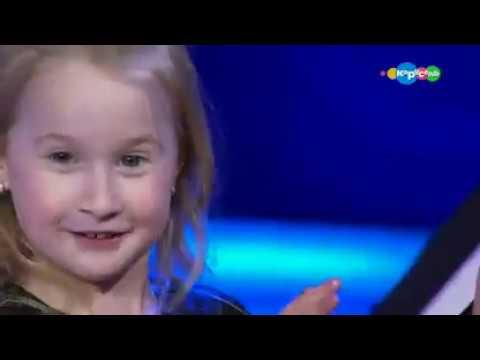 София Тихомирова 7 лет Крутой ребёнок на канале Карусель