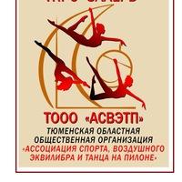 Логотип АССОЦИАЦИЯ СПОРТА & СПОРТИВНОЙ ГИМНАСТИКИ