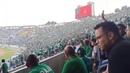 L'hymne national marocaine sifflé dans un stade