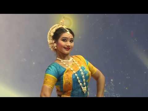 Nice Odissi Dance Pallavi I Devshri Prashanti Ankita I Rourkela City in Odisha
