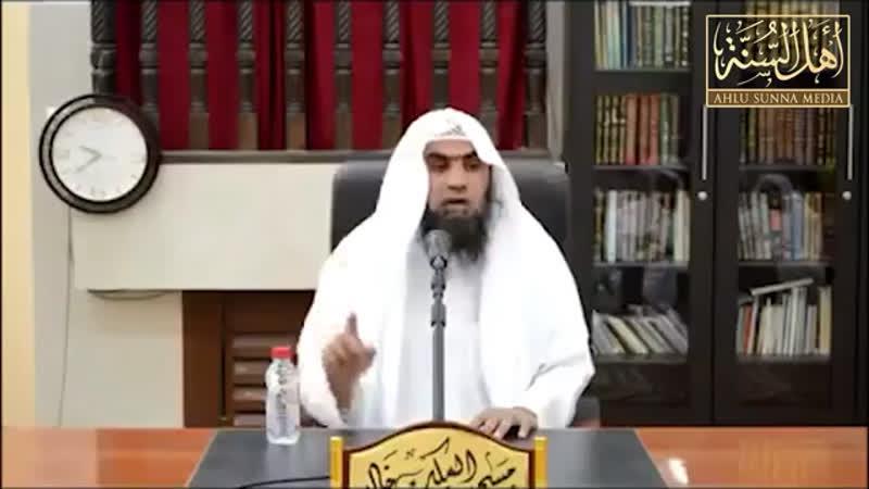 Рамадан милость Аллаха Шейх Халид аль Фулейдж