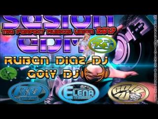 SESION EDM GOLY DJ & RUBEN DIAZ DJ THE PERFECT MUSICAL UNION 2017