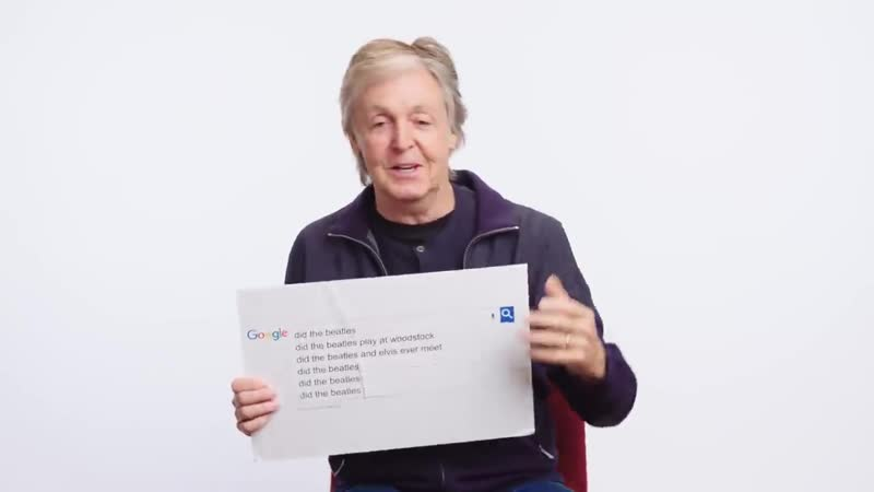 Paul McCartney Answers the Webs Most Searched Questions - WIRED (1)