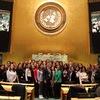 Крупнейшие международные модели ООН и G20