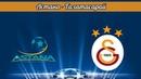 Футбол.Лига Чемпионов 2015-16.Группа C.2-й тур.Астана (KZ)— Галатасарай (TURKEY) [30.09.2015]