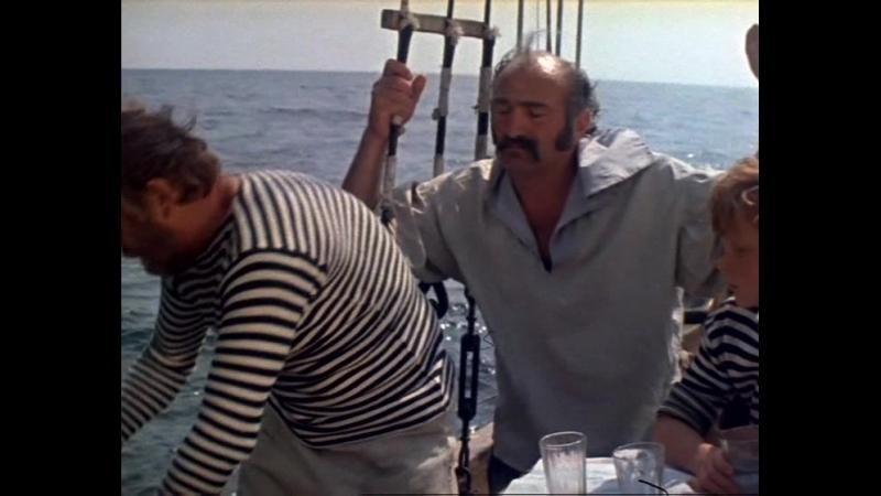 Новые приключения капитана Врунгеля 1978