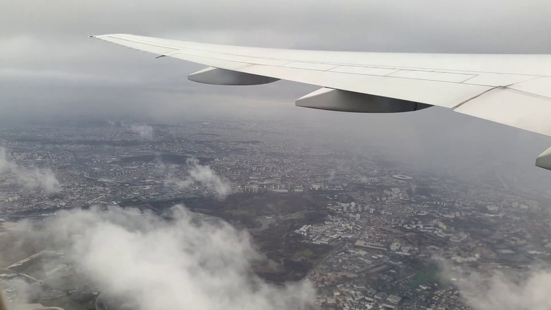 [AIR FRANCE] Takeoff from Paris-CDG - Boeing 777-200ER