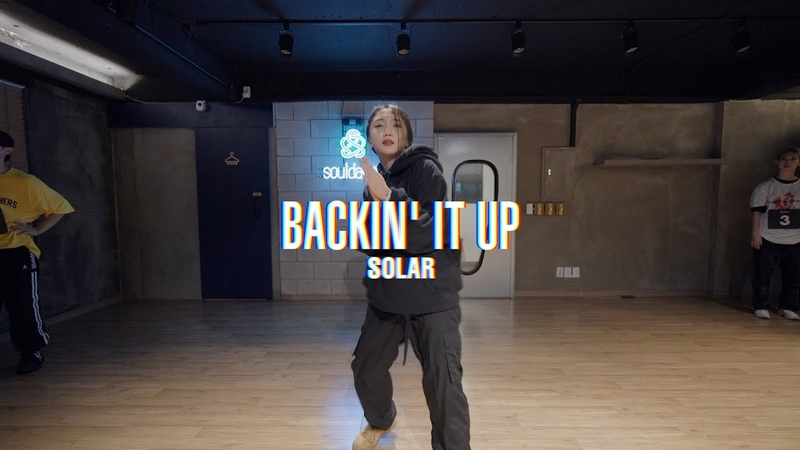 Pardison Fontaine Backin' It Up feat Cardi B Solar Choreography