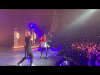 5sta Family - Один на один (отрывок песни live)