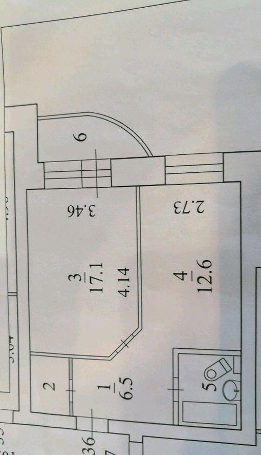 вторичное жилье проспект Советских Космонавтов 52к3