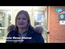 Katrin Ebner-Steiner AfD, besucht Amberg nach der Hetzjagd auf Deutsche.
