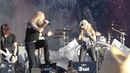 Doro Johan Hegg If I Can't Have You - No One Will @ WOA 2018 3-8-2018